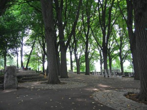 Fort Tyron Park