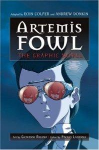 Artemis Fowl: The Graphic Novel (Artemis Fowl)