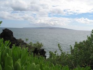 View of Kahoolawe
