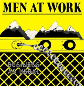 Men at work cover